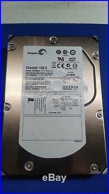 New Seagate Cheetah 15K. 5 (ST3146855LW) 146GB, 15K RPM SCSI Hard Drive