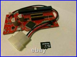 OpenSTEP 4.2 16gb SD card hard drive + SCSI ADAPTER for NEXT Computer apps&games