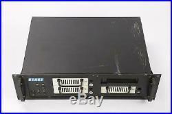 Otari Radar SCSi Hard Drive Bay Conner CFP2107S Rack/Dock DTRS Tape Drive #35243