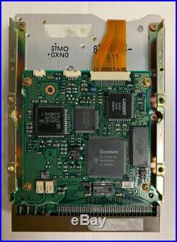 Quantum Fireball 1280S TM12S012 50 PIN SCSI Hard Drive