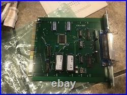 RARE External SCSI HD for NEC PC-9801 CRC-MH4B Interface Card Instructions Box