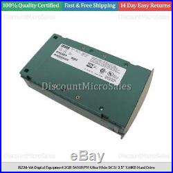 RZ28-VA Digital Equipment 2GB 5400RPM Ultra Wide SCSI 3.5 128KB Hard Drive