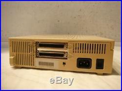 Rare Vintage 20SC Apple External SCSI Hard Drive 146GB Model M2604