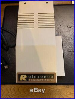 Reference Sidecar Scsi Hard Drive for the Commodore Amiga A500 / A500+ inc 4mb