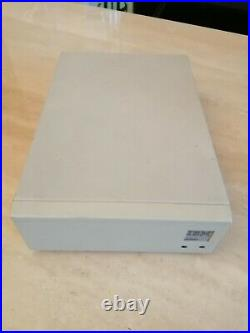 SCSI2SD V5 In Metal Case for Akai S3000 3200 and More. Four hard drives in one