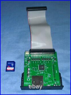 SCSI2SD hard drive for EMU samplers
