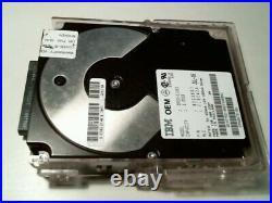 SCSI Hard Disk Drive IBM DPES-31080 85G3667 E15242A 1.05GB Jul-95 3702072-02