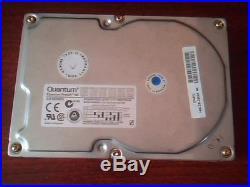 SCSI Hard Disk Drive Quantum Fireball SE SE32S011 Rev 01-B 3.2S