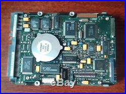 SCSI Hard Disk Drive Seagate ST34572W 9J6002-037 242606-001 A-02-9823-4