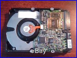 SCSI Hard Drive IBM DDRS-34560 22L0221 F21933 21L9798