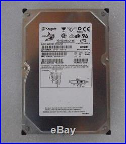 ST318418N Seagate Barracuda 36ES2 18GB Ultra SCSI Hard Drive