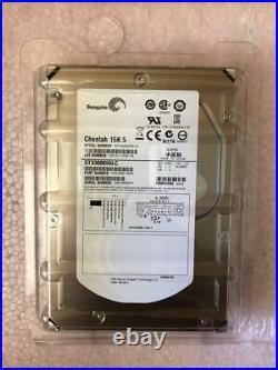ST3300655LC Seagate Cheetah 300GB 15K U320 3.5 SCSI SCA 80PIN Hard Drive