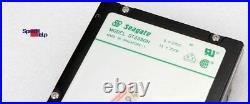 Scsi-2 50-pin Hdd Seagate St3390n Hard Drive Festplatte 350mb 347mb 917004-305