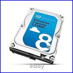 SeagateEnterprise Capacity ST8000NM0095 8 TB Internal Hard Drive SCSI