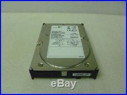 Seagate 10k. 7 St3146707lw 146gb 68pin SCSI Hard Drive P/n9x2005-002 F/w0003