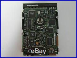 Seagate Barracuda 9LP 4.2GB 3.5 SCSI PC Hard Drive ST34573N 7200RPM Tested