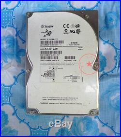 Seagate Barracuda ST39173N 9LP 9.1GB, 7200RPM, SCSI 50-pin 3.5 Hard Drive