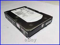 Seagate Cheetah 15K. 4 ST336754LW 3.5 36GB SCSI Hard Drive 9X6005-105