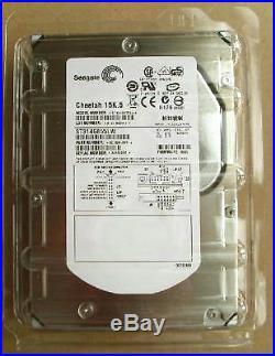 Seagate Cheetah 15K. 5 ST3146855LW 146GB 15K 68-Pin SCSI hard Drive HDD