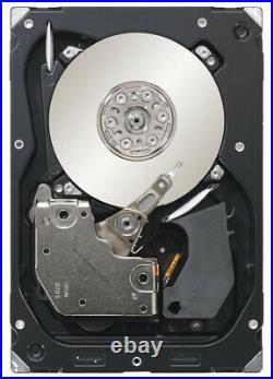 Seagate Cheetah 15K Hard drive 300 GB internal 3.5 SAS 6Gb/s 15000 ST3300657SS