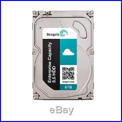 Seagate Constellation ST6000NM0034 6TB 7200 RPM 3.5 SCSI (SAS) Hard Drive