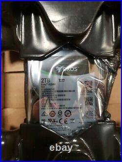 Seagate Enterprise Capacity 2.5 HDD 12GB/s SAS 512E 2TB Hard Drive With SED ST20