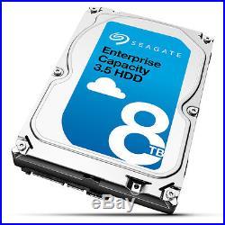 Seagate Enterprise ST8000NM0065 8TB 7200 RPM 3.5 SCSI (SAS) Hard Drive