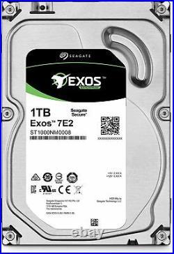 Seagate Exos 12TB 7200RPM 3.5 SAS Internal Hard Drive ST12000NM0037
