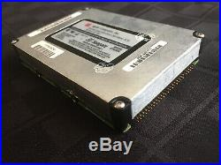 Seagate Hard Drive ST9235N 200 Mbyte SCSI (Pulled from Powerbook Duo 250)
