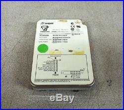 Seagate Medalist Pro 3.5 4.55 GB 7200 RPM 50 Pin SCSI Hard Drive ST34520N