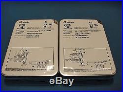 Seagate Medalist Pro ST34520N 4.55 GB 7200 RPM 3.5 SCSI 50 Pin Hard Drive-USED