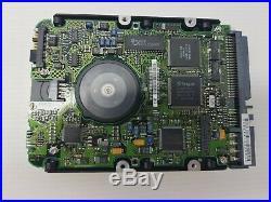 Seagate Medalist ST34520W 4.5GB SCSI HardDrive 68 pin UltraWide 7200RPM