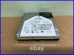 Seagate Medalist ST51080N 1.0GB 5.4K Narrow SCSI/SE 50-Pin 3.5 Hard Drive