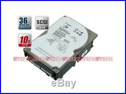 Seagate ST118273W 18GB 7200RPM 68-Pin SCSI Hard Drive