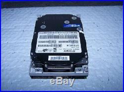 Seagate ST1581N 525 MB 50 Pin 3.5 SCSI 1 Hard Drive