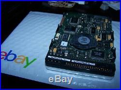 Seagate ST32151N 2GB SCSI 1 Hard Drive for Macintosh Mac TV System 7.1 Install