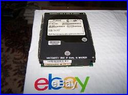 Seagate ST3600N 500MB SCSI 1 Hard Drive with Apple Macintosh OS 7.5.5 Installed