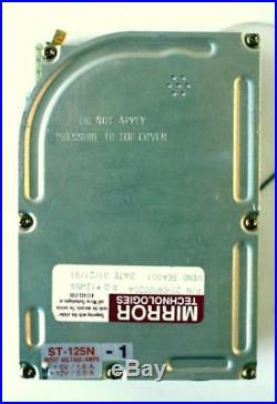 Seagate St-125n SCSI Hard Disk Drive