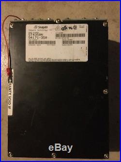 Seagate Technology ST4350N 94171-350 5.25 SCSI HARD DRIVE