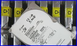 Seagate/seagate 50-pin SCSI hard drive ST34573N 4G/4.5G 7200 to 50PIN