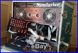 Synclavier SCSI Hard Drive withOS + Huge SynthSound Library +S2 ORK MIDI Overlay