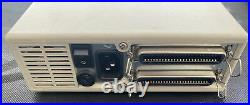 Syquest Removable Hard Disk Drive SCSI for Commodore Amiga Or Apple Macintosh