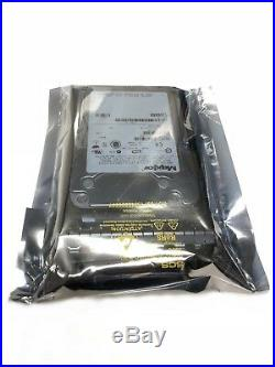 T4363 Dell 0T4363 Maxtor ATLAS 146GB 15K U320 SCSI 3.5 Server Hard Drive WithTRAY