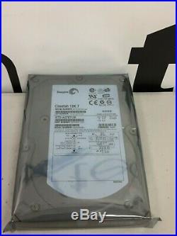 (TDX265) Seagate Ultra320 146GB Hard Drive 10K U320 SCSI 68PIN ST3146707LW