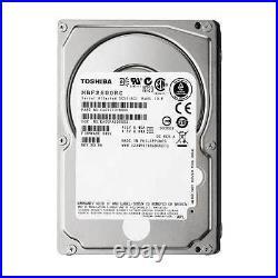 Toshiba 600GB 10K 2.5 6G SAS Enterprise Hard Drive MBF2600RC
