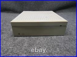 Vintage Apple Computer External SCSI Hard Disk Drive 80SC M2688 Powers On