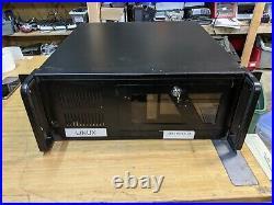 Vintage Rack Mount Computer Server Pentium II SCSI For Parts, No Hard Drive