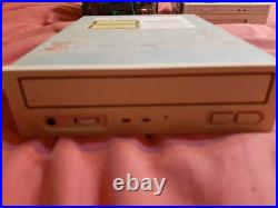 Vintage SCSI Lot. Harddrives, Dvd ROM, Tape Drive, New Adaptec Card with Software