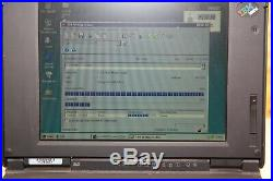 Vintage Yamaha CDR400t-NB SCSI 4x Quad Speed CD-R CD-ROM burner Tested Working