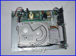 Working 1.28gb Quantum Fireball Hdd In SCSI Centronics 50 Pin External Case